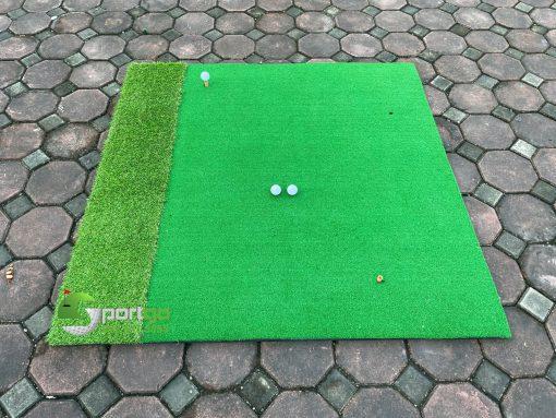 Thảm tập golf swing 1,2x1,2m