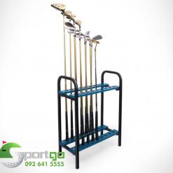 Giá để 18 gậy golf - 18 Golf Clubs Rack