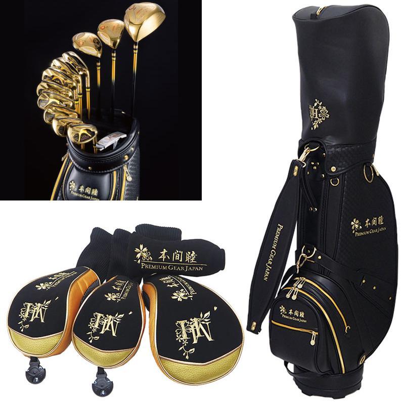 Bộ gậy tập golf Mutsumi Honma MH