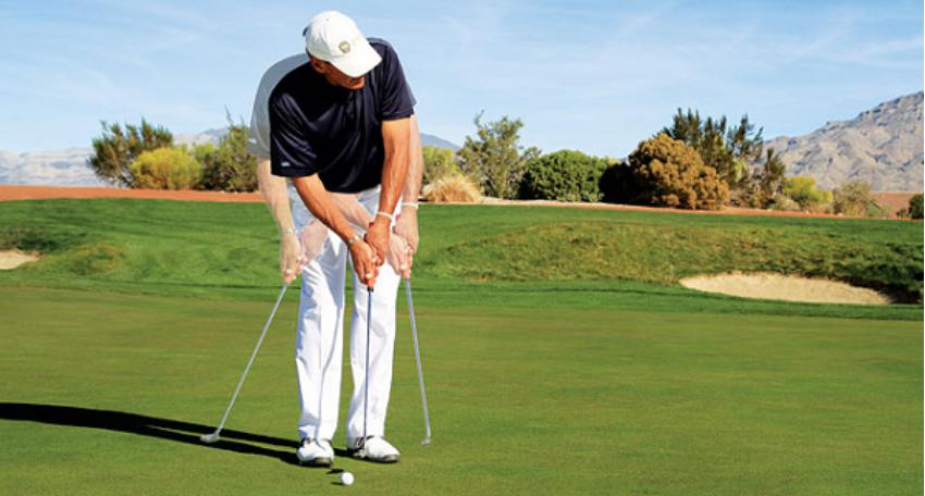 Học tập golf với kỹ thuật Putting