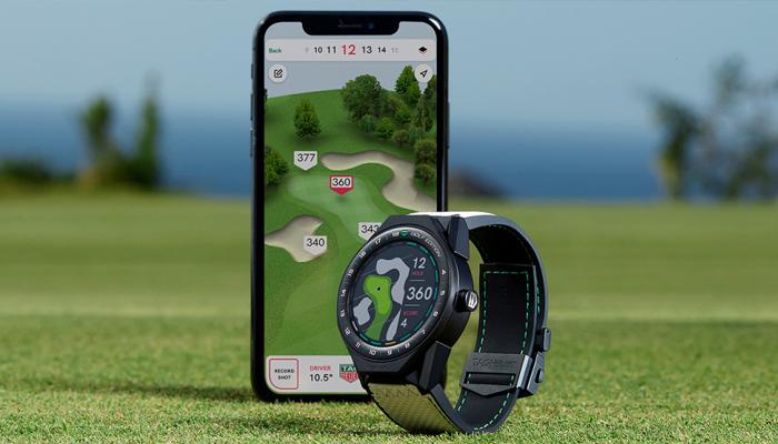 Đồng hồ GPS - Phụ kiện chơi golf không thể thiếu