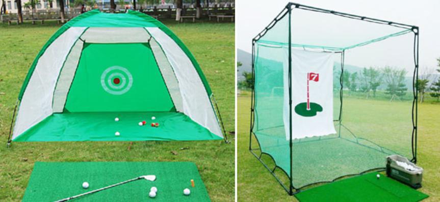 Loại lưới lều tập golf phổ biến