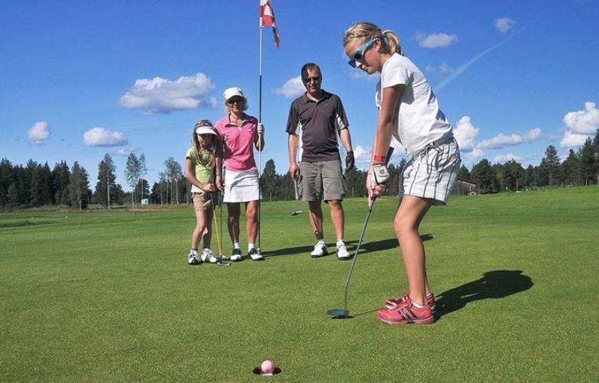 Những hãng gậy golf trẻ em