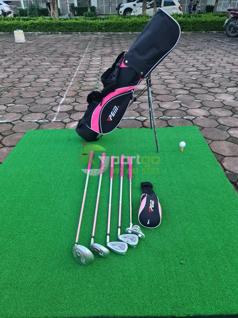 Tính năng cụ thể bộ gậy trẻ em AXIAL - Series Junior Golf Club Set