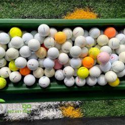 Bóng tập golf cũ 01