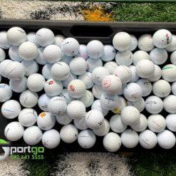 Bóng tập golf cũ 02