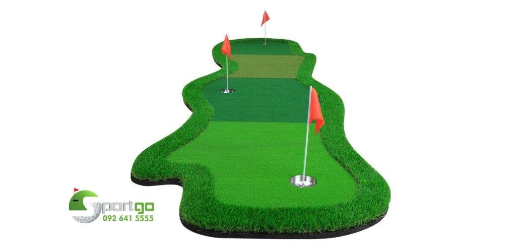 Thảm putt golf cao cấp 1m x 4m